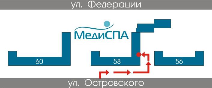 Схема-проезда